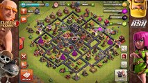 Clash Of Clans   THE ART OF QUEEN WALK W/ LEGEND CRIPS (TH11)