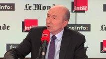 """Gérard Collomb : """"Contre le terrorisme, il faut mener une bataille culturelle mais aussi une bataille sociale"""""""