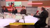 """Gérard Collomb sur Gérard Filoche : """"Le PS grandirait à ne pas avoir des gens qui sont dans la caricature"""""""