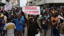 حزب الاتحاد الوطني الأفريقي الزيمبابوي يقيل الرئيس روبرت موغابي من رئاسة الحزب ويعين نائبه