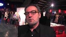 L'interview de Marc Au et un petit extrait de la prestation de Bernard Lavilliers
