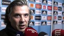 Vincent Labrune est venu s'exprimer devant les médias pour la première fois cette saison