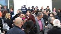 Plus de 200 personnes étaient présentes pour rendre hommage aux victimes des attentats de Tunis.
