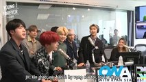 [Vietsub] 171117 On Air with Ryan Seacrest - BTS (Full Interview)
