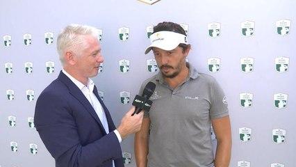 Golf - DP World Tour Championship - La réaction de Mike Lorenzo-Vera