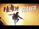 HELLO! Teaser - Akhil Akkineni, Kalyani Priyadarshan -- Vikram K Kumar -- Akkineni Nagarjuna