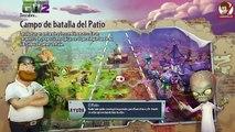 ► PLANTAS VS ZOMBIES GARDEN WARFARE 2: PARTE 2 | GAMEPLAY | ESPAÑOL | MODO HISTORIA: PLANTAS