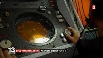 Argentine : un espoir pour le sous-marin disparu ?