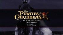 Прохождение игры Pirates of the Caribbean At Worlds End / Пираты Карибского моря часть 1