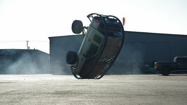 Diesel Brothers Go For A Real Spin in the Somersault Truck