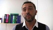 Farid Guidoum, responsable du service élections de la ville de Martigues