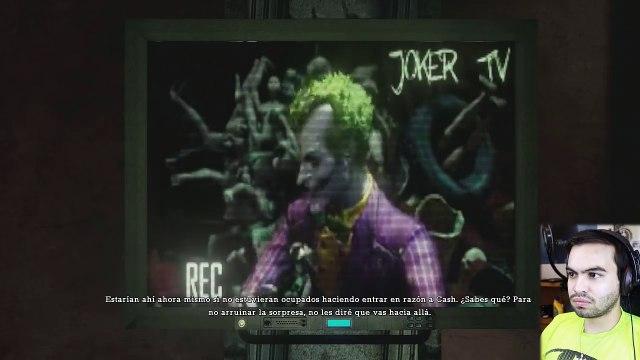 PORQUE BATMAN LE TIENE MIEDO AL AGUA?!? | Arkham Asylum en Español (Return to Arkham PS4) | #6