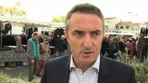 Stéphane Ravier, maire (FN) des 13ème et 14ème arrondissements de Marseille.