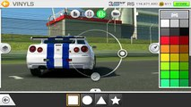Real Racing 3 Tuning Paul Walkers Fast and Furious Skyline GTR R34