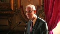Stéphane Bouillon, Préfet de la Région PACA et Préfet des Bouches-du-Rhône.