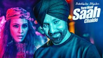 Tere Naal Saah Chalde Full HD Video Song Sukshinder Shinda - New Punjabi Songs 2017