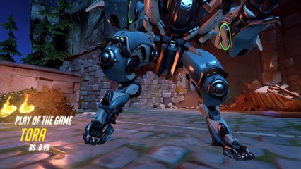 Overwatch 000-DVA-000-076 Highlight Reel 185