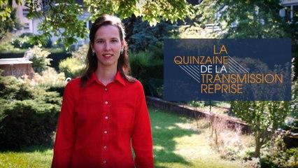 QuinzaineTR // La reprise de Nathalie Mettling
