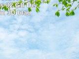 818Shop No50200010032 USBSticks 32 GB Delphin Delfin 3D blau