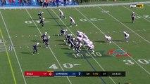 Buffalo Bills RB LeSean McCoy finds open field for 37-yard gain