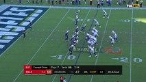 Buffalo Bills quarterback Tyrod Taylor connects with running back LeSean McCoy for 12-yard TD