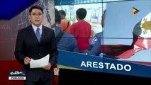Lalaking hindi tumayo habang tumutugtog ang Lupang Hinirang, arestado