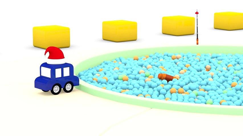 Cartoon Cars - SNOW DIVING! - Christmas Cartoons for Children - Videos for Kids - Cartoons for Kids-KpvVbxduR5o