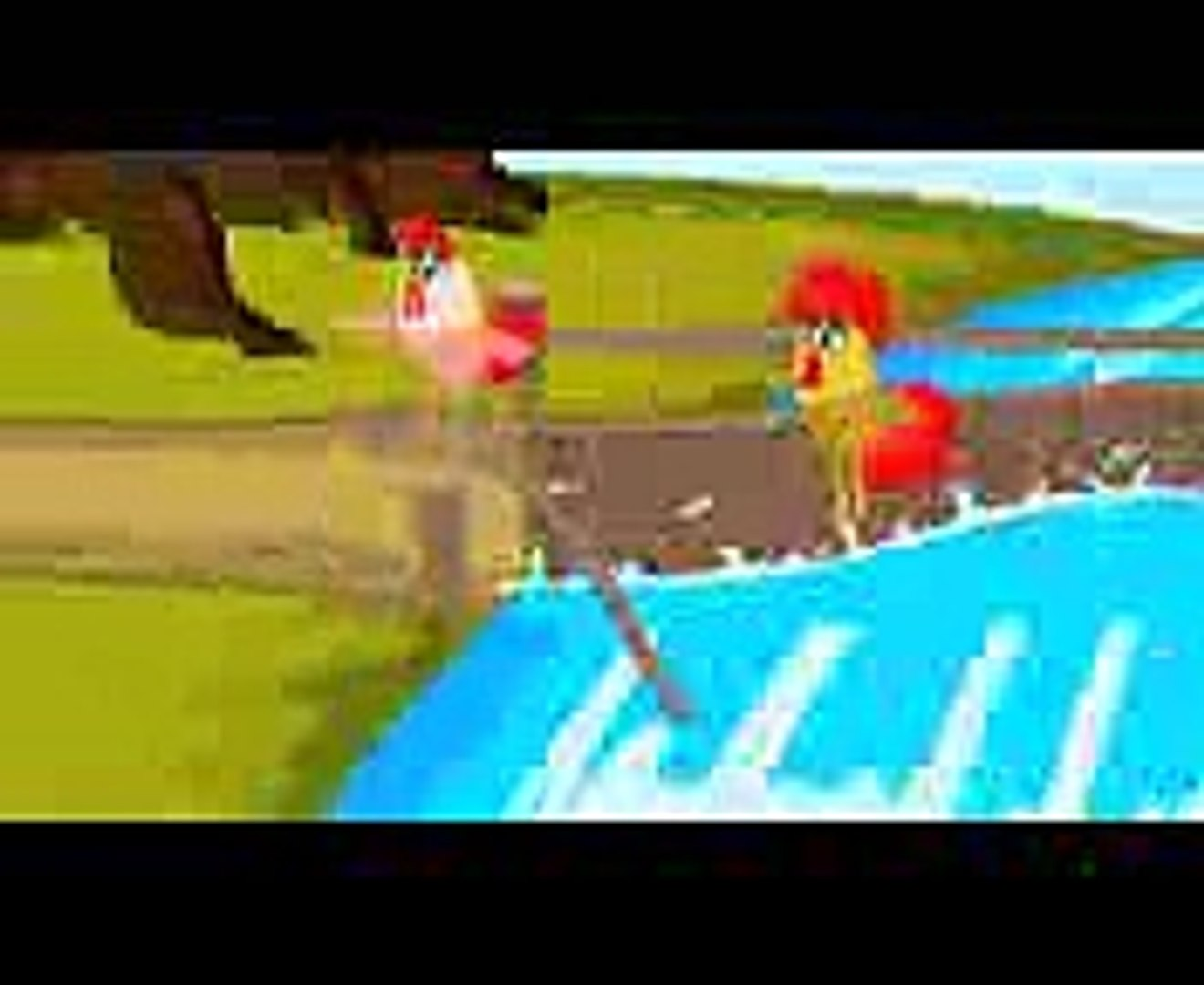 WATER OVER THE BRIDGE - Brum & Friends 115  Cartoons for Kids  Videos for Toddlers  Kids Show