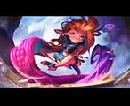 Zoe Login Screen Animation Theme Intro Music Song Official League of Legends