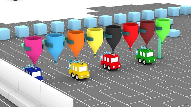 PAINTBALL PARK! - Cartoon Cars Cartoons for Children. Videos for Kids - Kids Cars Cartoons Animation-KYOrexHIWuQ
