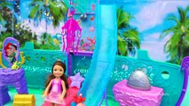 Disney The Little Mermaid Toys & Dolls - Melodys Mermaid Friend & Other Stories With Princess Ariel