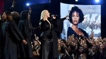 AMAs 2017: Christina Aguilera Delivers Moving Whitney Houston Tribute | Billboard News