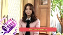 [Showbiz Korea] Baek Seo-e(백서이) Interview
