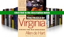 Digital book  The Trails of Virginia: Hiking the Old Dominion For Ipad