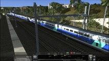 Train Simulator 2016 HD: Alstom TGV Duplex Double Set on LGV Marseille – Avignon