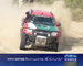 Sahibzada Sultan Finishes On Three Tires ♦ Thal Off-Road Rally 2017 SAMAA news