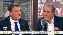 """""""Marion Maréchal-Le Pen et Florian Philippot ne sont plus là mais ça continue à marcher"""", estime Louis Aliot (FN)"""