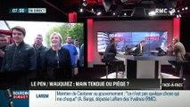 Brunet & Neumann: Vers un rapprochement entre Marine Le Pen et Laurent Wauquiez?