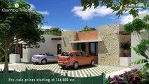 Real Estate Homes for sale Bambu Villas - Playa del Carmen | Investment Properties Mexico