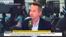 Paris : l'adjoint au maire Ian Brossat annonce la création d'un deuxième centre d'hébergement de SDF dans le 16e