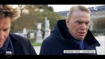 """""""19h le dimanche"""" : Affaibli, Bernard Tapie craque face à Laurent Delahousse"""