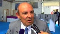 Eric Trappier, PDG de Dassault Aviation.