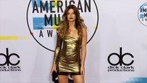Hannah Stocking 2017 American Music Awards Red Carpet