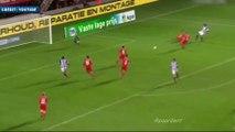Le premier but d'Odegaard avec Heerenveen