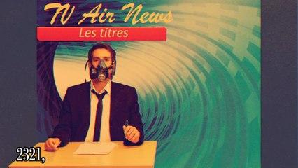 TV air news - Louis Cony (2017)