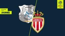 Amiens SC - AS Monaco (1-1) - Résumé - (ASC - ASM) 2017-18