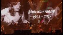 Guns N' Roses, Foo Fighters, Alice Cooper... les hommages au guitariste d'AC/DC, Malcom Young, décédé