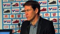 Rudi Garcia a des solutions pour remplacer son capitaine Bafé Gomis