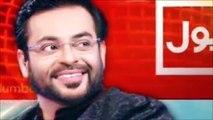 Amir Liaquat Ab Kia Karny Ja Rahy Hen - Bol Tv aur Amir Liaquat Ka Phadaa Kya Hey