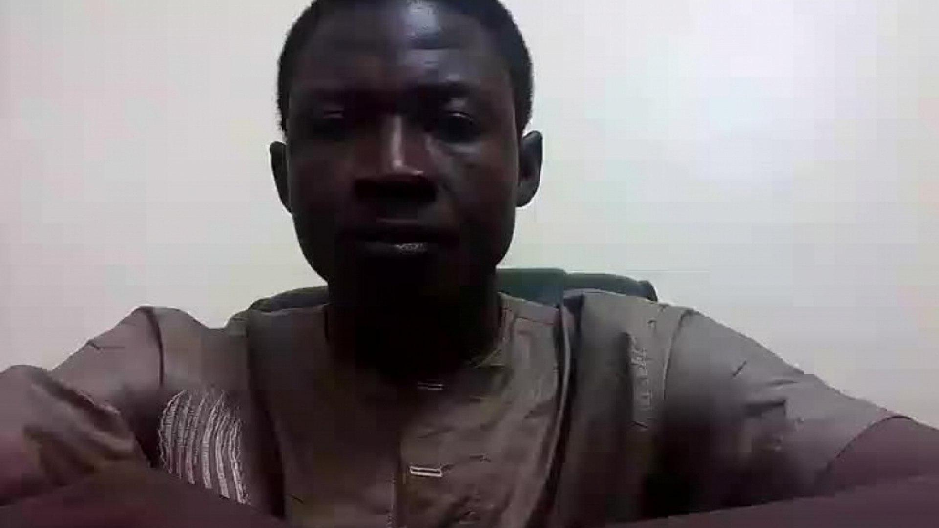 Oumar Amadou Sanogo - Affaire Madou ka journal !!!-soutien total à... -